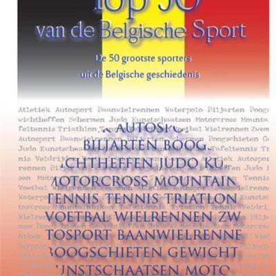 Top 50 van de Belgische sport -