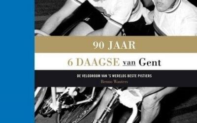 90 jaar Zesdaagse in Gent – Benno Wauters