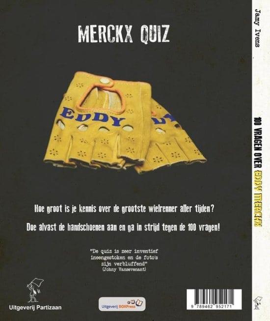 100 vragen over Eddy Merckx – Jamy Ivens