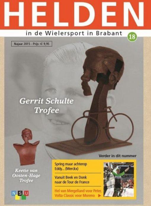Helden in de wielersport in Brabant 18 - Diverse auteurs