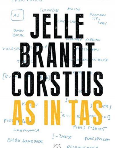 As in tas – Jelle Brandt Corstius