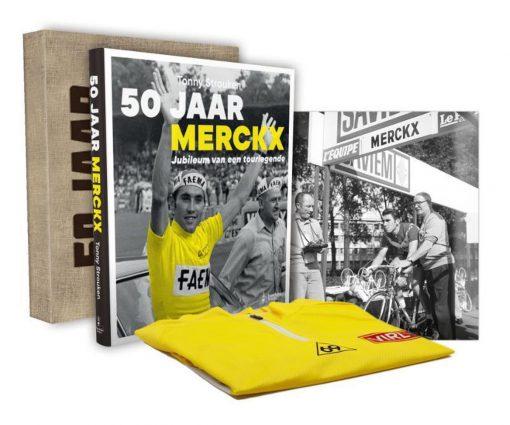 50 jaar Merckx - Luxe box