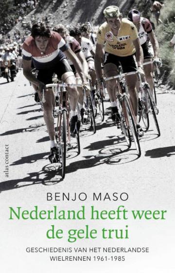 Benjo Maso Nederland heeft weer de gele trui