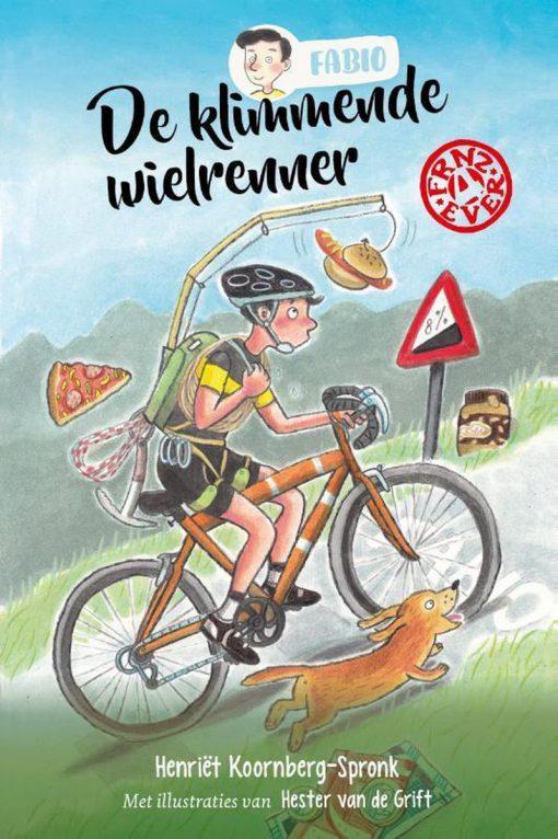 FRNZ4EVER - De klimmende wielrenner