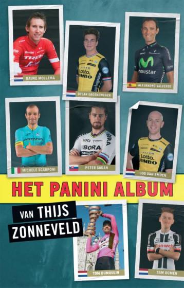 Thijs Zonneveld Het Panini album van Thijs Zonneveld
