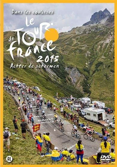 Tour De France - Achter De Schermen