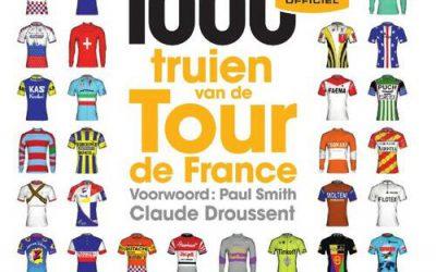 1000 truien van de Tour de France – Claude Droussent – Paperback (9789067971454)