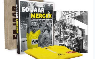 50 jaar Merckx – Luxe box