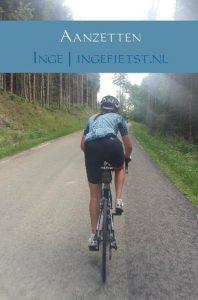 Aanzetten - Inge, Ingefietst. NL - Paperback (9789402168617)