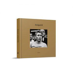 Anquetil - Frederik Backelandt - Hardcover (9789492677204)