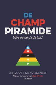 De CHAMP Piramide - Joost de Maeseneer - Paperback (9789089243317)