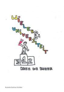 De Wieleruniversiteit - Koen de Koker - Paperback (9789082772715)