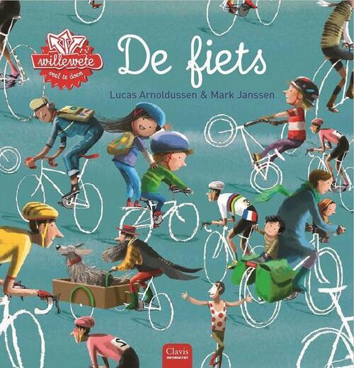 De fiets - Lucas Arnoldussen - Hardcover (9789044827194)