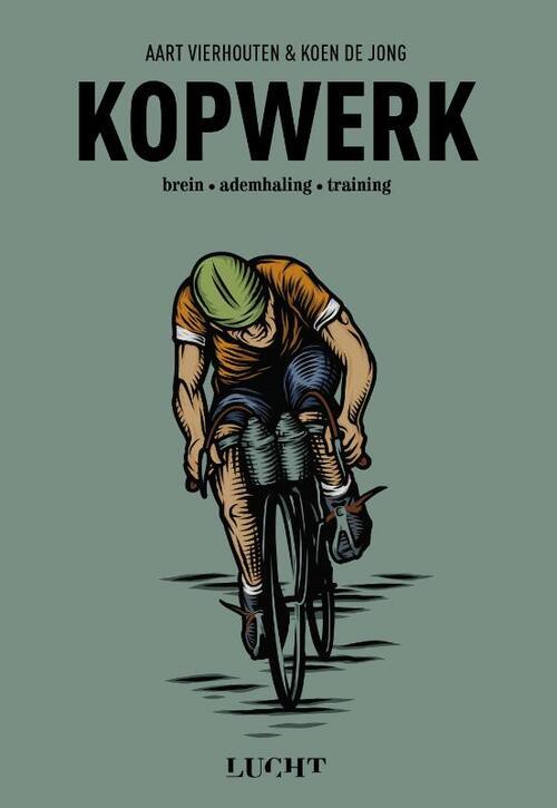 Kopwerk - Aart Vierhouten, Koen de Jong - Hardcover (9789492798190)