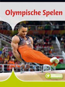 Olympische Spelen - Richard Backers - Hardcover (9789463417402)
