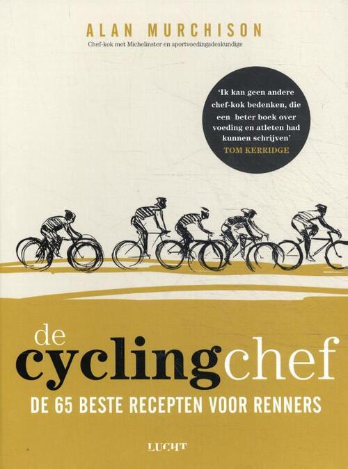 de Cycling Chef - Alan Murchison - Paperback (9789492798657)