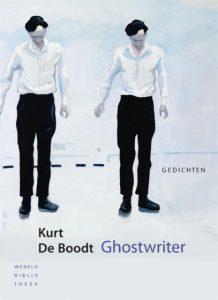 Kurt De Boodt Ghostwriter